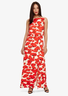 Phase Eight Dorothy Poppy Maxi Dress