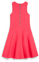 Milly Minis Girl's Pleated Flare Dress