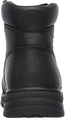Skechers Relaxed Fit Workshire Lace Up Boot