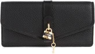 Chloé Aby Long Leather Wallet
