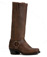 Frye Harness 15R Leather Brass Carness Pull-On Boots