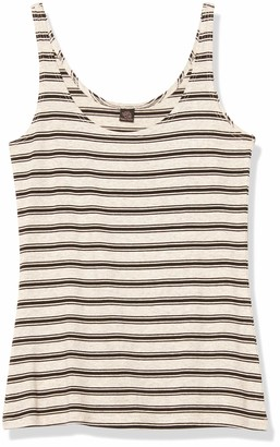 Only Hearts Women's So Fine Stripe Skinny Tank