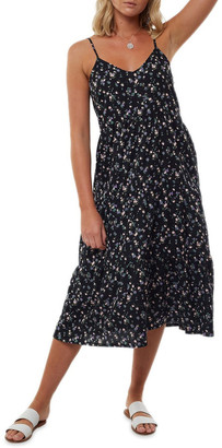 All About Eve Doily Ditsy Midi Dress