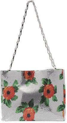 Paco Rabanne PXL 1969 floral shoulder bag
