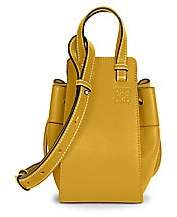 Loewe Women's Mini Hammock Drawstring Leather Bag