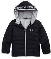 Under Armour Toddler Boy's Feature Water Resistant Coldgear Puffer Jacket