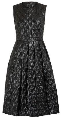 MONCLER GENIUS 6 Moncler Noir Kei Ninomiya backless dress