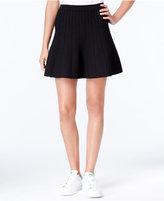 Rachel Roy Sally Textured A-Line Skirt