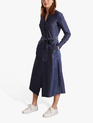 Boden Ottilie Shirt Dress, Mid Vintage