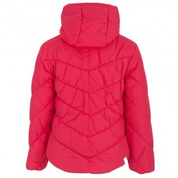 Bench Pink Hooded Puffer