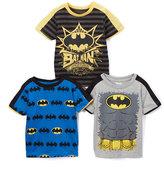 Children's Apparel Network Batman Tee Set - Toddler & Boys