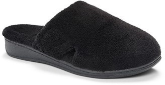 Vionic Terry Mule Slippers - Gemma