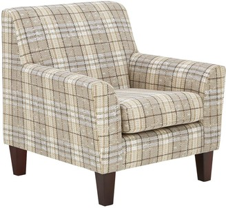 Campbell Fabric Accent Chair