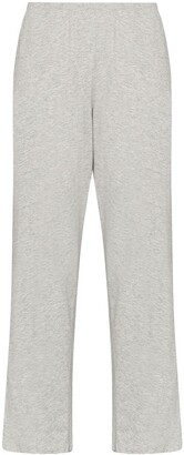 Skin Elena straight-leg trousers