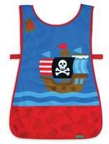 Stephen Joseph Pirate Craft Apron in Blue