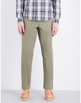 A.p.c. Regular-fit Tapered Cotton Chinos
