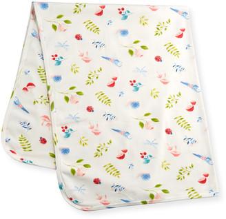 Angel Dear Natures Notebook Swaddle Blanket