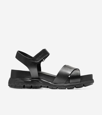 Cole Haan ZERGRAND Criss Cross Sandal