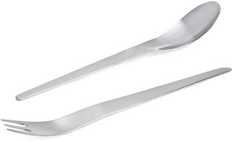 Georg Jensen Arne Jacobsen serving set