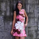 Dress, 'Tropical Pink Flirt'