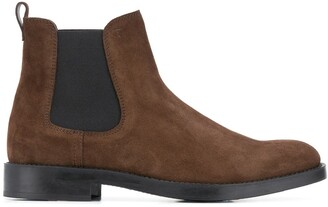 Tod's ankle-length 30mm Chelsea boots