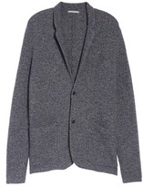 Michael Bastian Men's Deconstructed Merino & Yak Wool Sweater Jacket