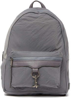 Rebecca Minkoff Always On MAB Leather Trimmed Nylon Backpack