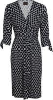 House of Fraser Avoca Reily Crossover Dress