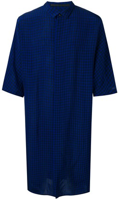 Haider Ackermann Kimono Long Shirt