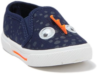 Carter's Damon Shark Slip-On Sneaker (Baby & Toddler)