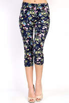 New Mix Floral Print Leggings