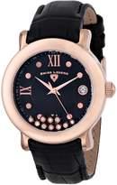 Swiss Legend Women's 22388-RG-01 Diamanti Analog Display Swiss Quartz Watch