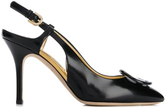 Emilio Pucci Pointed Toe 100mm Pump