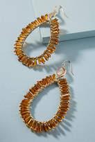 Anthropologie Alma Teardrop Earrings