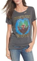Daydreamer Women's Journey Ripped Graphic Tee