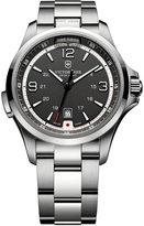 Victorinox Watch, Men's Night Vision Stainless Steel Bracelet 42mm 241569