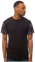 Crooks & Castles Mens The Chainleaf Pocket Graphic T-Shirt Xl