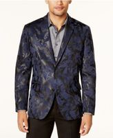 INC International Concepts Men's Faux Suede Slim-Fit Blazer, Created for Macy's