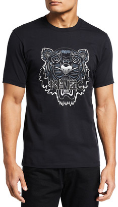 Kenzo Men's Gradient Tiger Classic T-Shirt