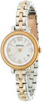 Fossil Women's Heather ES3217 Stainless-Steel Analog Quartz Watch