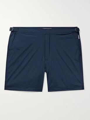 Orlebar Brown Bulldog Sport Mid-Length Swim Shorts - Men - Blue