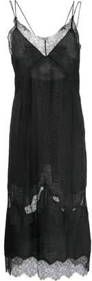 Zadig & Voltaire Zadig&Voltaire Fashion Show Rachel slip dress