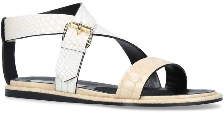 Stella McCartney Crocodile Sandals