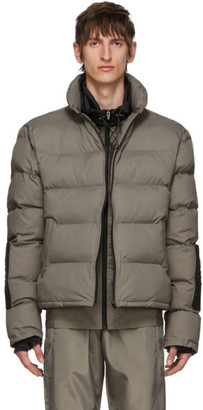 All In all in Grey Puffy Winter Jacket