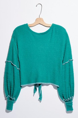 Free People Got Your Back Sweater