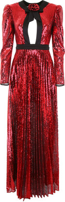 Philosophy di Lorenzo Serafini Sequined Dress