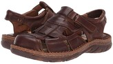 Børn Cabot III (Brown Full Grain Leather) Men's Shoes