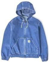 Carhartt WIP Active Jacket Blue Denim