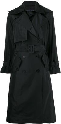 Eudon Choi Double Breasted Coat