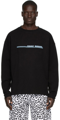 Noon Goons Black Jetties Long Sleeve T-Shirt